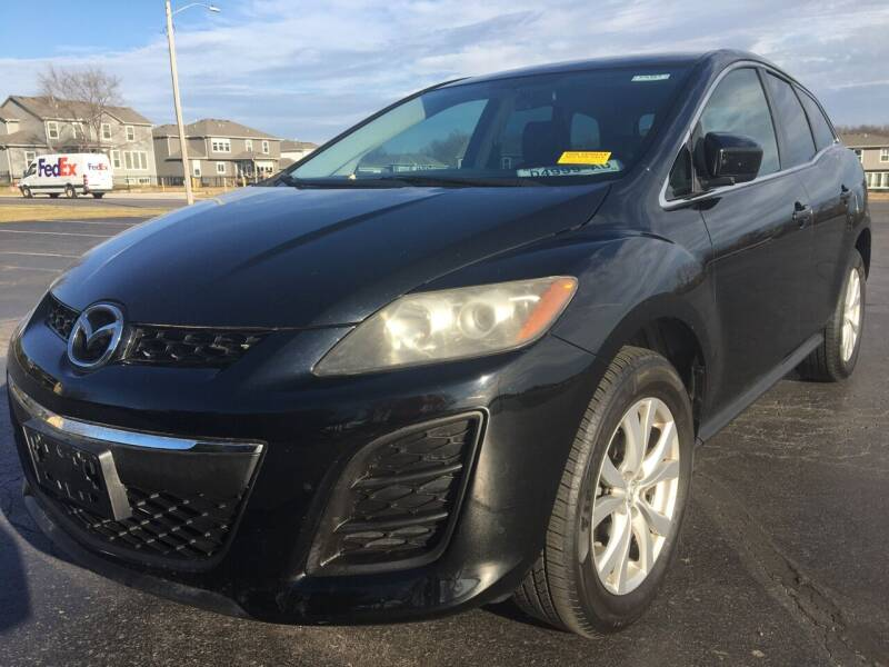 2011 Mazda CX-7 for sale at Nice Cars in Pleasant Hill MO