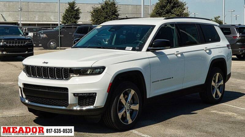2021 Jeep Grand Cherokee L for sale in Fort Worth, TX