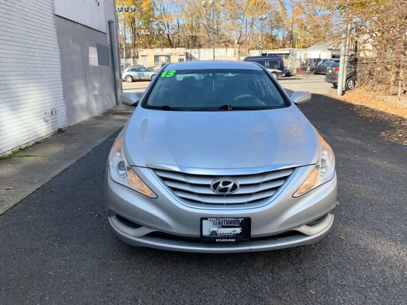 2013 Hyundai Sonata for sale at 77 Auto Mall in Newark NJ