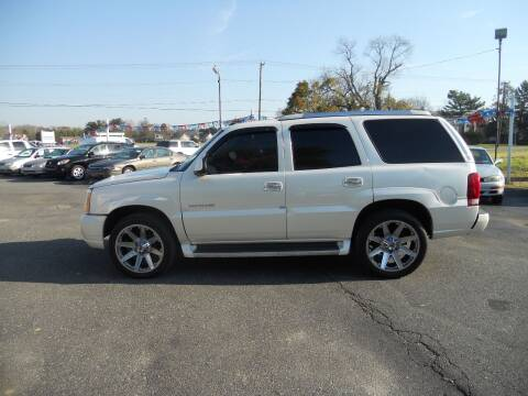 2005 Cadillac Escalade for sale at All Cars and Trucks in Buena NJ