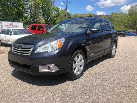 2011 Subaru Outback for sale at Used Cars 4 You in Serving NY