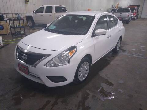 2018 Nissan Versa for sale at Willrodt Ford Inc. in Chamberlain SD