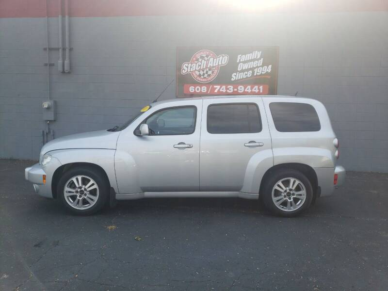2011 Chevrolet HHR for sale at Stach Auto in Janesville WI