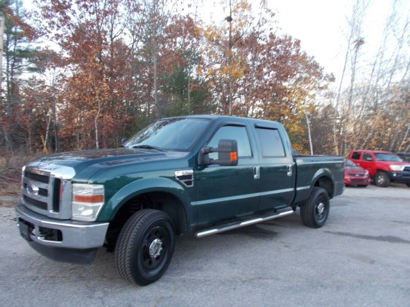 2008 Ford F-250 Super Duty for sale at Manchester Motorsports in Goffstown NH