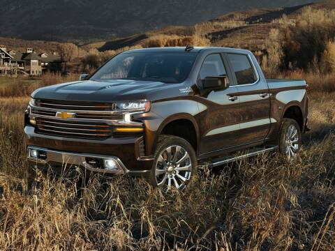 2021 Chevrolet Silverado 1500 for sale at CHEVROLET OF SMITHTOWN in Saint James NY