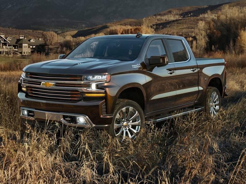 2021 Chevrolet Silverado 1500 for sale in Atlantic, IA