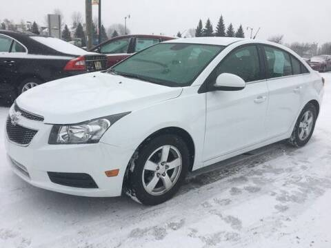 2014 Chevrolet Cruze for sale at Paramount Motors in Taylor MI