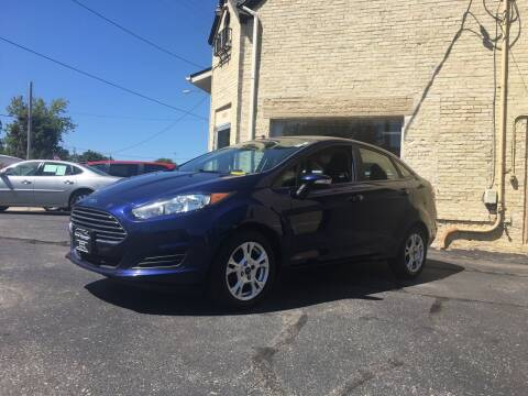 2016 Ford Fiesta for sale at Strong Automotive in Watertown WI