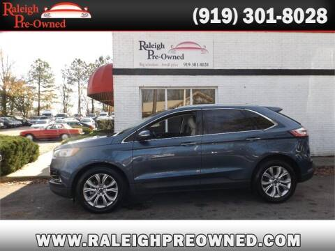 2019 Ford Edge for sale at Raleigh Pre-Owned in Raleigh NC