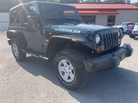 2007 Jeep Wrangler for sale at CON ALVARO ¡TODOS CALIFICAN!™ in Columbia TN