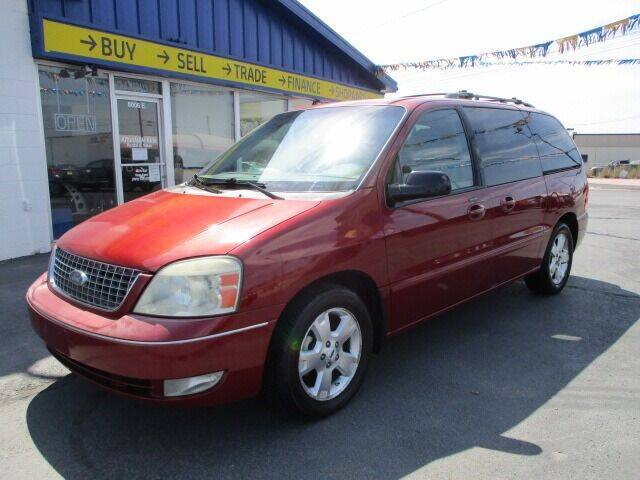 2005 Ford Freestar for sale at Affordable Auto Rental & Sales in Spokane Valley WA