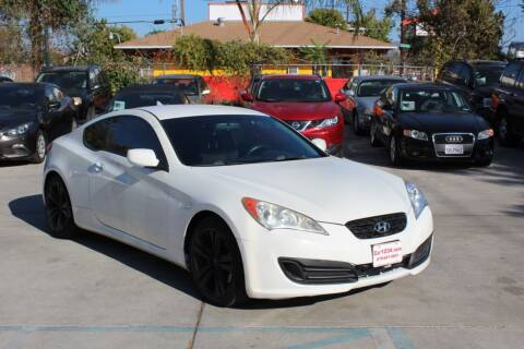 2011 Hyundai Genesis Coupe for sale at Car 1234 inc in El Cajon CA