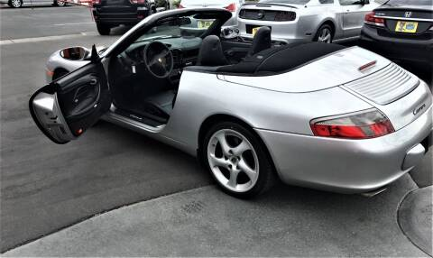 2003 Porsche 911 for sale at CARSTER in Huntington Beach CA