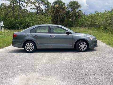 2012 Volkswagen Jetta for sale at D & D Used Cars in New Port Richey FL