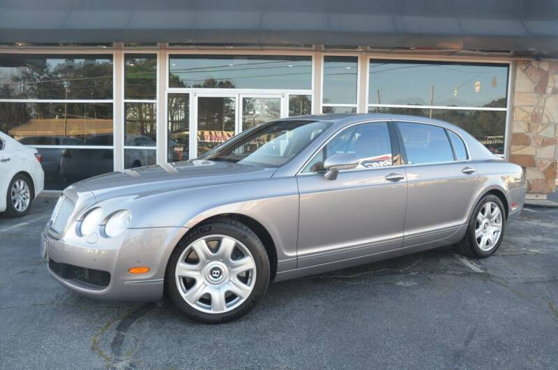 2006 Bentley Continental for sale at Amyn Motors Inc. in Tucker GA