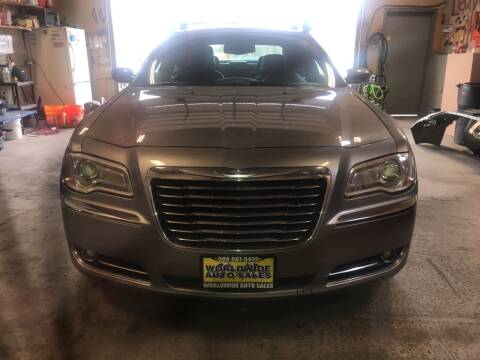 2013 Chrysler 300 for sale at Worldwide Auto Sales in Fall River MA