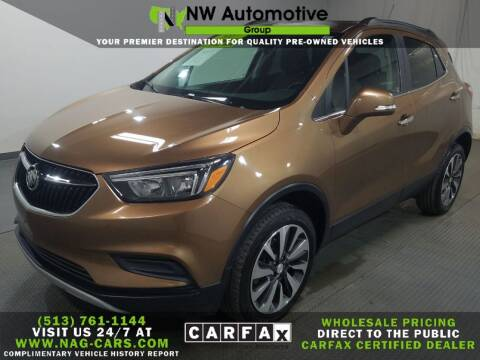 2017 Buick Encore for sale at NW Automotive Group in Cincinnati OH