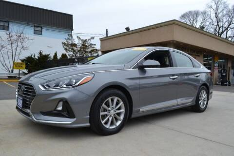 2018 Hyundai Sonata for sale at Father and Son Auto Lynbrook in Lynbrook NY