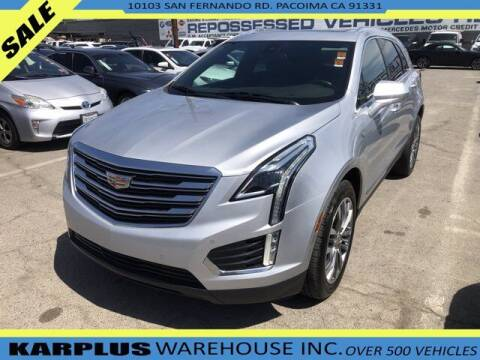 2017 Cadillac XT5 for sale at Karplus Warehouse in Pacoima CA
