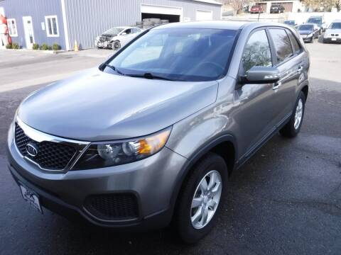 2011 Kia Sorento for sale at J & K Auto - J and K in Saint Bonifacius MN