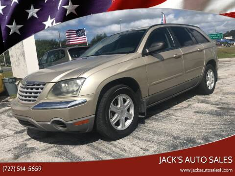 2005 Chrysler Pacifica for sale at Jack's Auto Sales in Port Richey FL