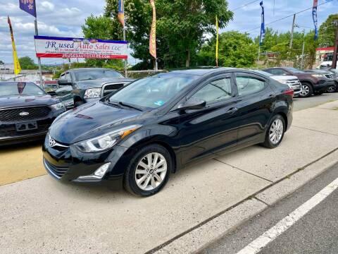 2015 Hyundai Elantra for sale at JR Used Auto Sales in North Bergen NJ