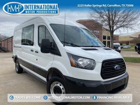 2019 Ford Transit Cargo for sale at International Motor Productions in Carrollton TX