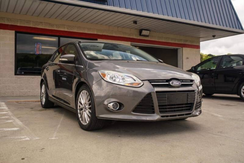 2012 Ford Focus for sale at CarUnder10k in Dayton TN