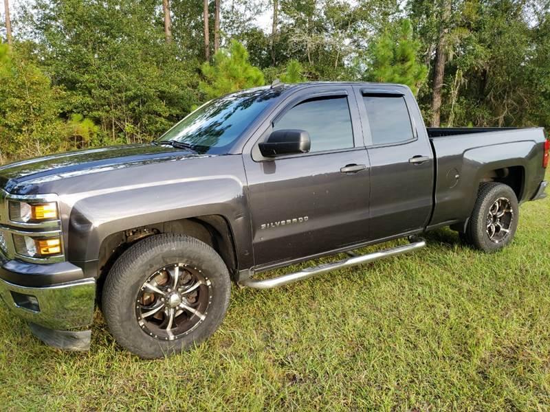 2014 Chevrolet Silverado 1500 for sale at Easy Street Auto Brokers in Lake City FL