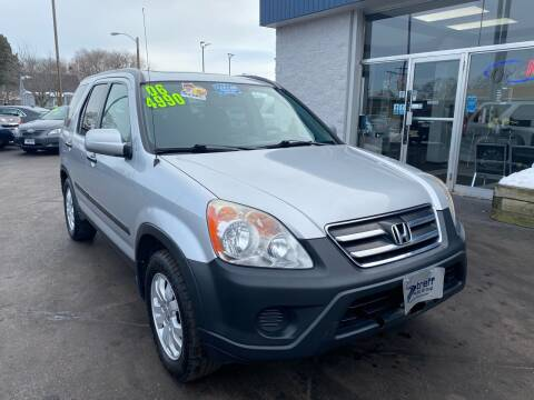 2006 Honda CR-V for sale at Streff Auto Group in Milwaukee WI