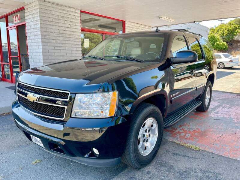 2007 Chevrolet Tahoe for sale at MotorSport Auto Sales in San Diego CA