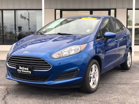 2019 Ford Fiesta for sale at Nelson Car Country in Bixby OK