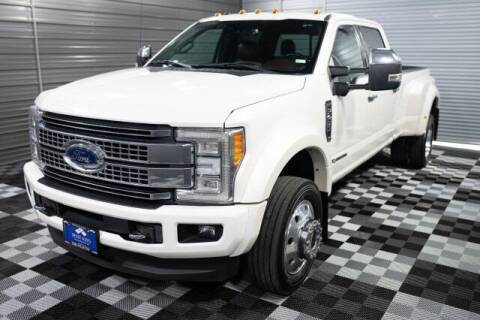 2017 Ford F-450 Super Duty for sale at TRUST AUTO in Sykesville MD