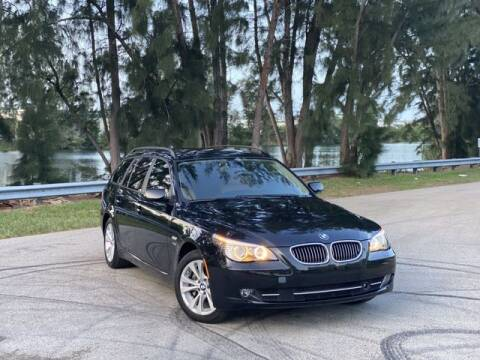 2009 BMW 5 Series for sale at Exclusive Impex Inc in Davie FL