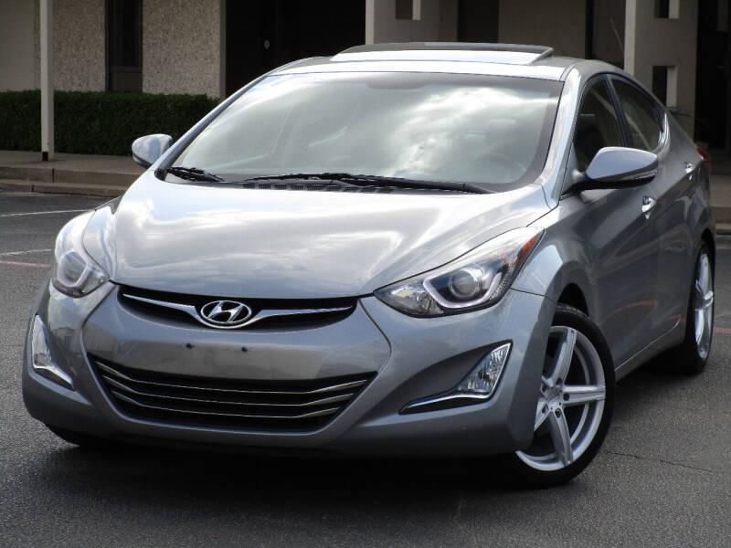 2014 Hyundai Elantra for sale at Ritz Auto Group in Dallas TX