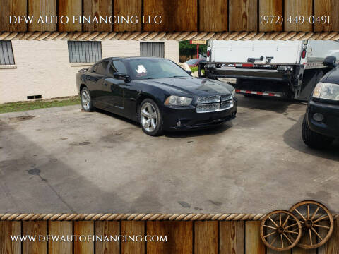 2014 Dodge Charger for sale at Bad Credit Call Fadi in Dallas TX