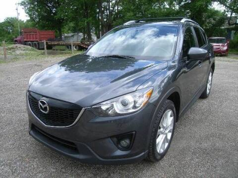 2014 Mazda CX-5 for sale at HALL OF FAME MOTORS in Rittman OH