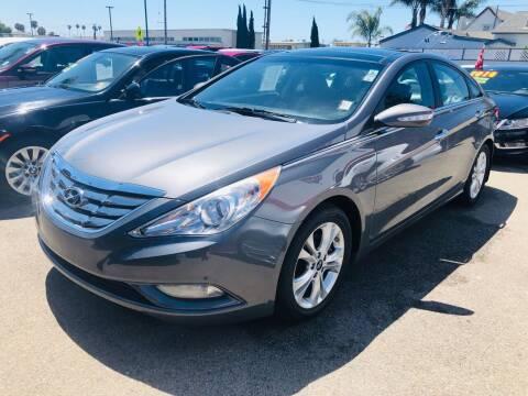 2012 Hyundai Sonata for sale at Auto Max of Ventura in Ventura CA