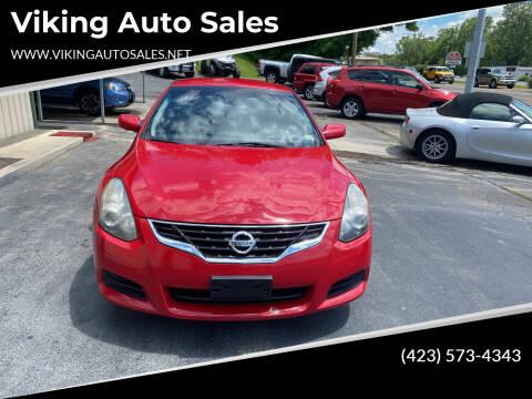 2012 Nissan Altima for sale at Viking Auto Sales in Bristol TN