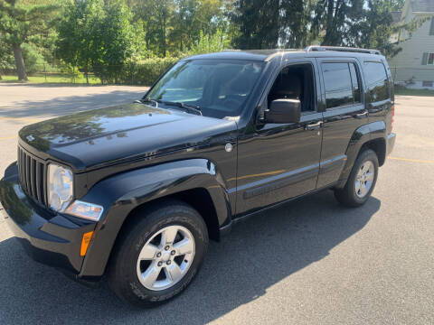 2011 Jeep Liberty for sale at AMERI-CAR & TRUCK SALES INC in Haskell NJ
