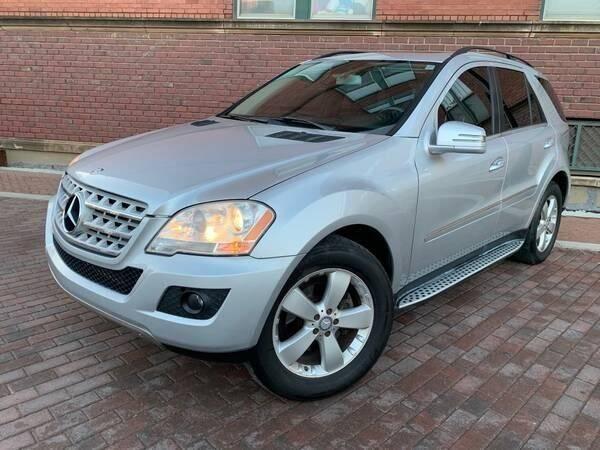 2011 Mercedes-Benz M-Class for sale at Euroasian Auto Inc in Wichita KS