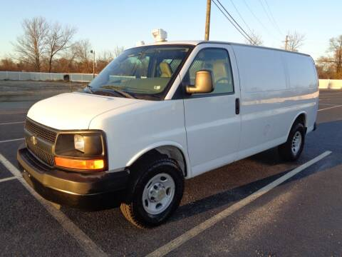 2008 Chevrolet Express Cargo for sale at Rt. 73 AutoMall in Palmyra NJ