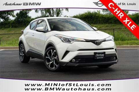 2018 Toyota C-HR for sale at Autohaus Group of St. Louis MO - 40 Sunnen Drive Lot in Saint Louis MO