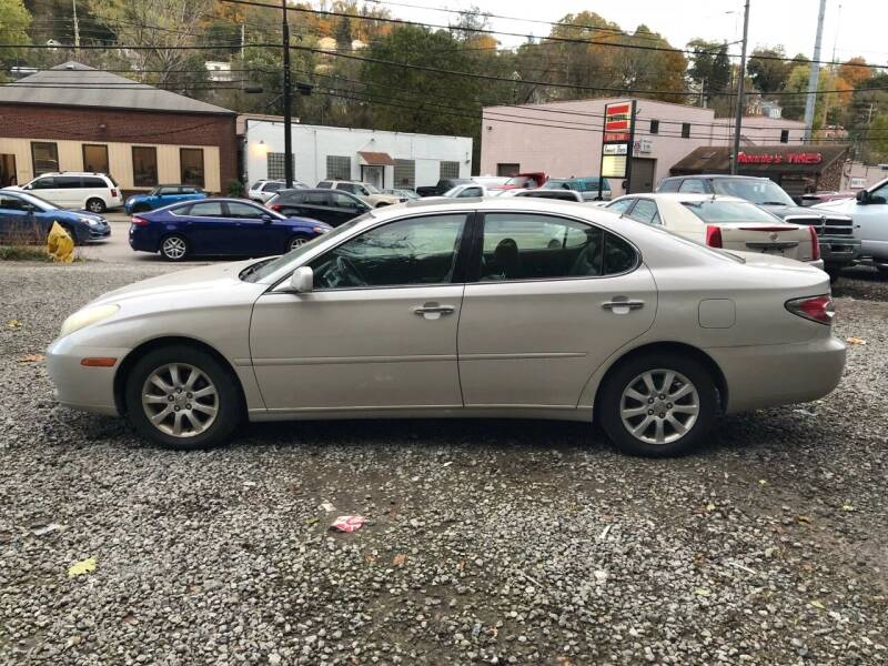 2003 Lexus ES 300 for sale at Compact Cars of Pittsburgh in Pittsburgh PA