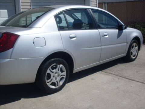2003 Saturn Ion for sale at Flag Motors in Islip Terrace NY