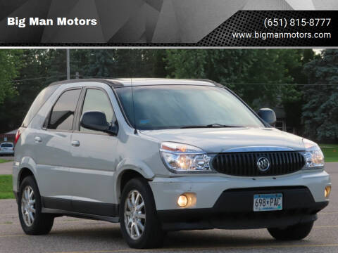 2006 Buick Rendezvous for sale at Big Man Motors in Farmington MN