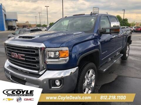 2019 GMC Sierra 2500HD for sale at COYLE GM - COYLE NISSAN - New Inventory in Clarksville IN