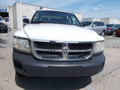 2009 Dodge Dakota for sale at ACH AutoHaus in Dallas TX