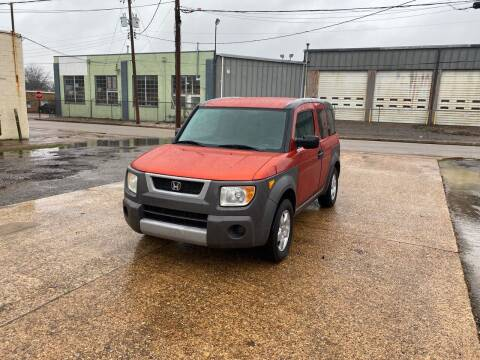 2004 Honda Element for sale at Memphis Auto Sales in Memphis TN