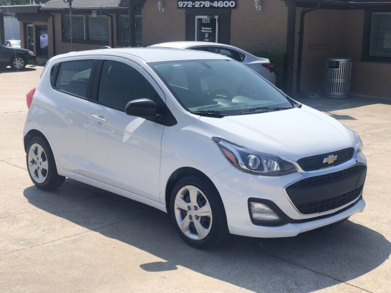 2019 Chevrolet Spark for sale at Safeen Motors in Garland TX